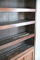 Large Antique Mahogany Dresser (10 of 12)