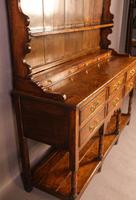 Good Georgian Oak Dresser (3 of 12)