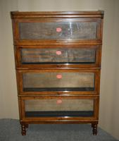 oak Hillhead stacking bookcase / sectional bookcase (4 of 6)