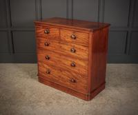 Victorian Mahogany Chest of Drawers (4 of 8)