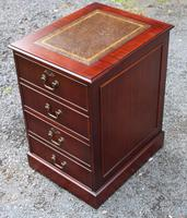 1960s Mahogany Filing Cabinet (3 of 4)