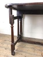 Early 18th Century Oak Gateleg Table (10 of 13)