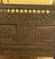 18th Century Afghan Wedding Chest (8 of 11)