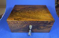 Georgian Brazilian Rosewood Box (11 of 17)