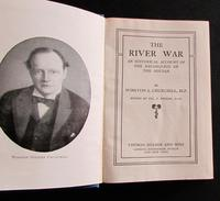 1910 The River War - Historical Account of Reconquest of the Soudan by Winston S. Churchill (2 of 4)
