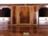 Antique George III Mahogany Bureau (8 of 25)