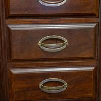Early 20th Century Mahogany Desk (11 of 15)
