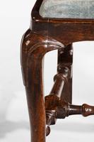 Queen Anne Period Walnut Single Chair of Elegant Shape (5 of 7)