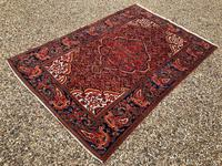 Antique Malayer Rug (10 of 11)
