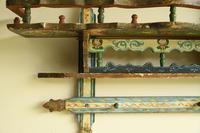 Painted Folk Eastern European Small Wall Shelves (4 of 9)