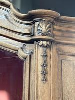 Exceptional Rare Pair of French Bookcases or Cabinets (20 of 37)