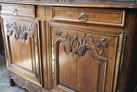 French Oak Buffet / Dresser Base (4 of 9)