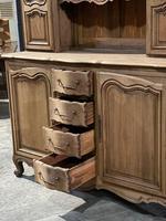 French Bleached Oak Farmhouse Kitchen Dresser (14 of 26)