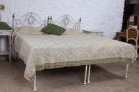 Pretty Pair of Single Victorian Beds (8 of 10)