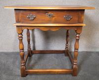 Theodore Alexander Mahogany Table (3 of 11)
