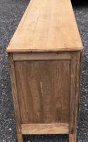 French Bleached Oak Dresser Base (3 of 12)