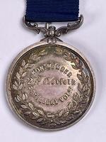 Victorian 2nd Norfolk Artillery Volunteers' Medal (2 of 3)