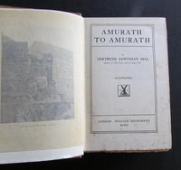 1911  1st Edition - Amurath to Amurath by Gertrude Lowthian Bell (2 of 5)