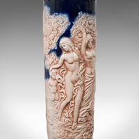 Antique Decorative Jardiniere, English, Ceramic, Hall, Plant Stand, Victorian (7 of 12)