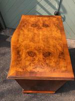 Antique Burr Walnut Chest Drawers (7 of 11)