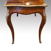 Victorian Walnut Desk (5 of 15)