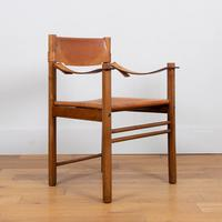 Leather Ibisco Sedie Chairs We Have 2 (10 of 13)