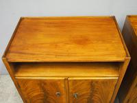 Pair of Mahogany Cabinets or Bedsides by Whytock & Reid (6 of 9)