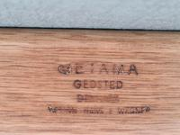 Danish Design by H.J.Wegner, GE 163a, Armchair, Oak, 70s, Furniture Wool, Renovated (8 of 9)
