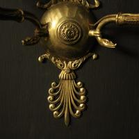 French Pair Of Empire Antique Wall Lights (3 of 7)