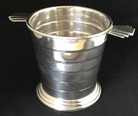 Art Deco Silver Plated Ice / Wine / Champagne Bucket (3 of 5)