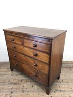 Georgian Oak Chest of Drawers (8 of 16)