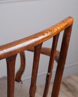 George III Elm Carver Chair (8 of 9)