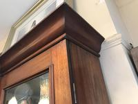 4 Door Mahogany Library Bookcase (10 of 10)