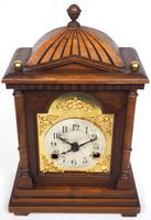 Antique German HAC & FHS Mantel Clock Carriage Clock