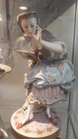 Antique French (probably) Porcelain Figures (3 of 3)