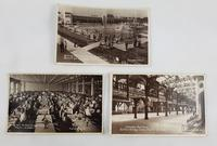 20th Century Photographic Advertising Butlins Postcards x3
