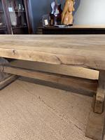 Rustic Refectory Table (4 of 9)