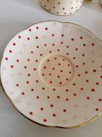 Beautiful Fine China Carlton Ware Polka Dot Coffee Set 1920's (23 of 25)