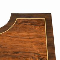 Pair of Regency Brass Inlaid Rosewood Side Cabinets (13 of 17)