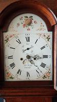 Small Antique George III 8 Day Truro Striking Longcase Clock (7 of 8)