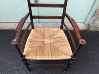 Arts & Crafts Armchair Manner Walter Cave (4 of 10)