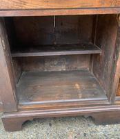 Georgian Oak Dog Kennel Dresser (11 of 27)