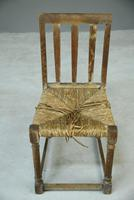 Oak Arts & Crafts Chair (3 of 9)