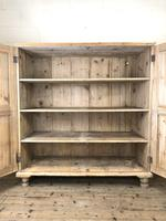 Large Antique Pine Cupboard (7 of 11)