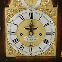 George II Bracket Clock by Samuel Whichcote (3 of 8)