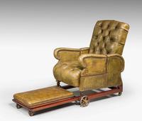 19th Century Adjustable Invalids Chair (6 of 11)