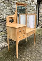 Antique Pine Dressing Table by Maple & Co (2 of 9)