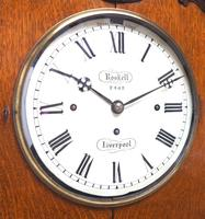 Antique Musical Westminster Chime Bracket Clock 8 Bell Triple Fusee Roskell Liverpool (3 of 14)