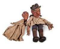 Papier Mache Puppets (2 of 4)