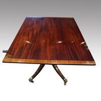 George V  Mahogany Dining Table 4m (5 of 13)